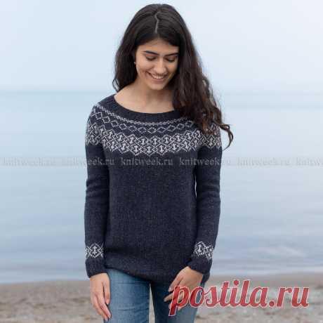Пуловер Кристал