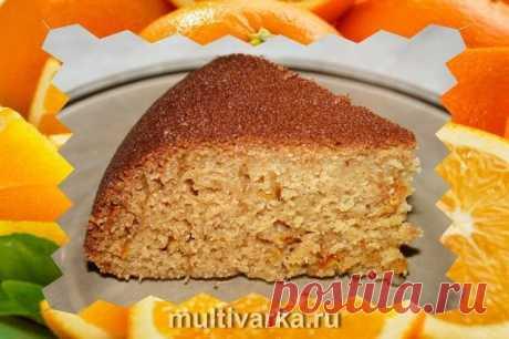 Апельсиновый манник (REDMOND-IH300)  Продукты  Манка - 1 мст Кефир - 1 мст Мука - 1 мст Сахар - 1 мст Яйца - 2 шт. Растительное масло - 2 ст. л. Соль - 0,5 ч. л. Сода - 1 ч. л. Большой апельсин - 1 шт.  Приготовление  Манку залить кефиром и перемешать. Оставить на 10 - 15 минут. За это время снять цедру с апельсина и выжать сок. Добавить к набухшей манке. Перемешать.  Положить сахар, соль, соду, растительное масло. Перемешать. Всыпать муку. Перемешать.  Сашу мультиварки см...
