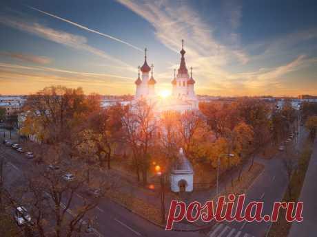 Владимирский собор, Кронштадт. Автор фото — Сергей Дегтярёв: