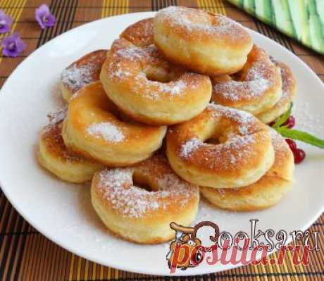 Пончики из плавленного сыра фото рецепт приготовления