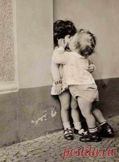 Совет дня: Меньше ругайтесь – больше целуйтесь :)
