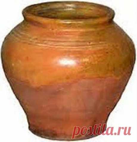 Как ухаживать за глиняным горшком и другой посудой из глины - советы