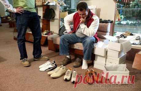 7 внешних признаков, которые подскажут, что на прилавке качественная обувь, а не дешевка Обувь является одним из сложнейших, а вместе с тем и одним из наиболее дорогостоящих предметов гардероба. Каждый человек заинтересован в том, чтобы приобрести обувку, которая прослужит верой и правдой...