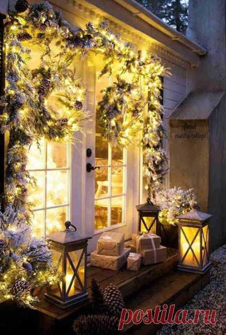 Пусть ваша жизнь в эти декабрьские вечера дарит вам уют, душевное тепло  и хоть немного напоминает сказку: пусть в ней будет столько же добра, справедливости, искренности, любви и, конечно же, чудес!