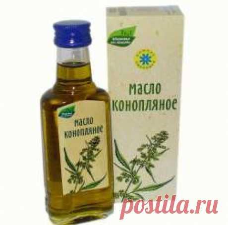 Конопляное масло, польза и область применения. Народная медицина. Натуральный здоровый образ жизни
