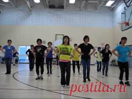 La Cumparsita - Tango ~ Paolo Y Nicola - Line Dance (Dance & walk thru)