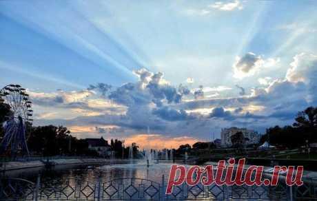 Rusia, Saransk \/ los Viajes \/ Rusia \/ Pinme.ru \/ el Lucero