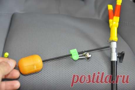 Как сделать сигнализатор поклёвки из киндер сюрприза, для донки и фидера | Блог Рыболова | Яндекс Дзен