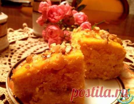 Тыквенные пирожные – кулинарный рецепт