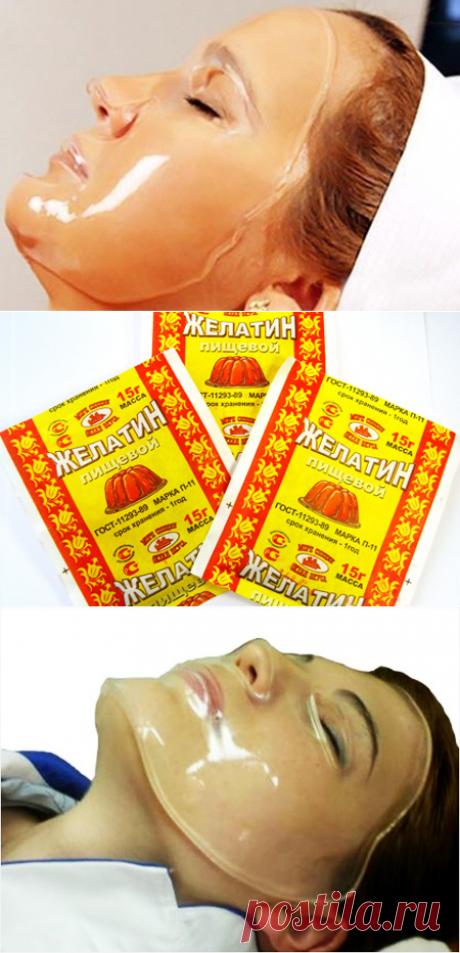 Маска для лица с желатином рецепты приготовления в домашних условиях   Сайт по уходу за кожей лица - 3 кокетки