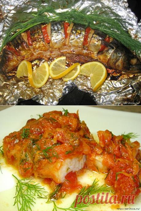 Подборка вкусных блюд из скумбрии