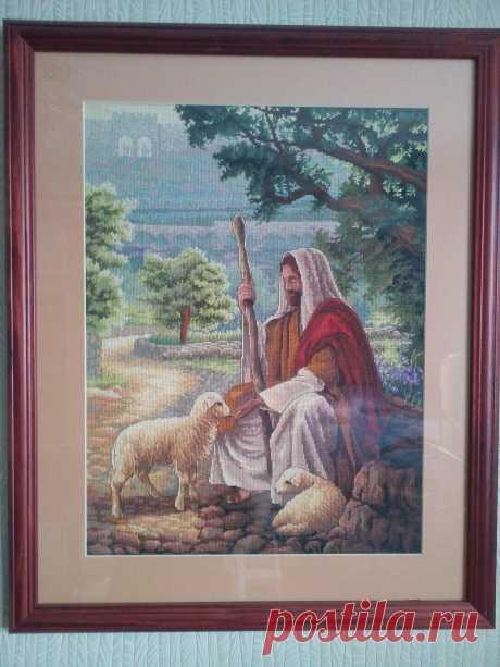 Иисус-пастырь