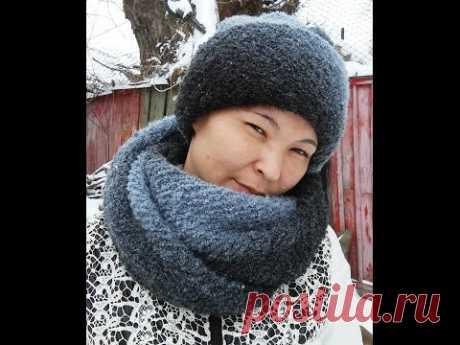 ¿(18) Que es posible vincular? La revista el hilado Alize_Alpacа de Bukle de la Compra en Kazajistán - YouTube