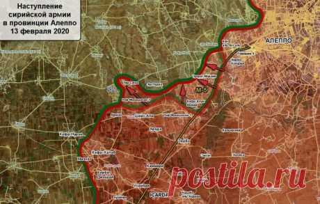 О трассе Дамаск-Алеппо с турками придется договариваться России | VestiNewsRF.Ru