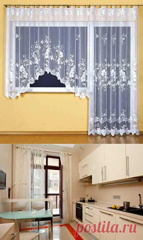 с балконной дверью - полезные советы.