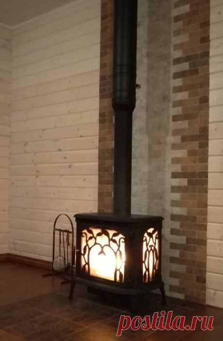 Печное отопление в каркасном доме | Женская самостройка | Яндекс Дзен