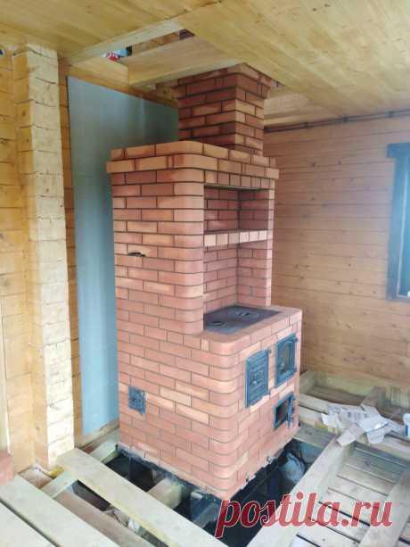 Печь для дачи или небольшого дома. Полный расчёт стоимости | House. Всё о печах | Яндекс Дзен
