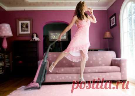 Правила системы FLY-lady: как делать домашние дела за 15 минут — Полезные советы