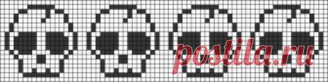 Alpha Pattern #15499 | BraceletBook.com