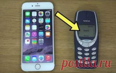 10 причин не выбрасывать на помойку старый телефон  Что делать со старым телефоном: полезные идеи.  За всю историю эволюции человека от жизни в пещере до многомиллионных мегаполисов технологии никогда не развивались с такой скоростью, как сегодня. Нов…