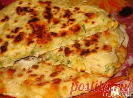 Молдавские плацинды на кефире с зелёным луком ,яйцом и сыром. Пальчики оближешь! — Сияние Жизни