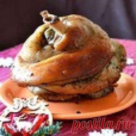 Свиная рулька в мультиварке по-зимнему Кулинарный рецепт