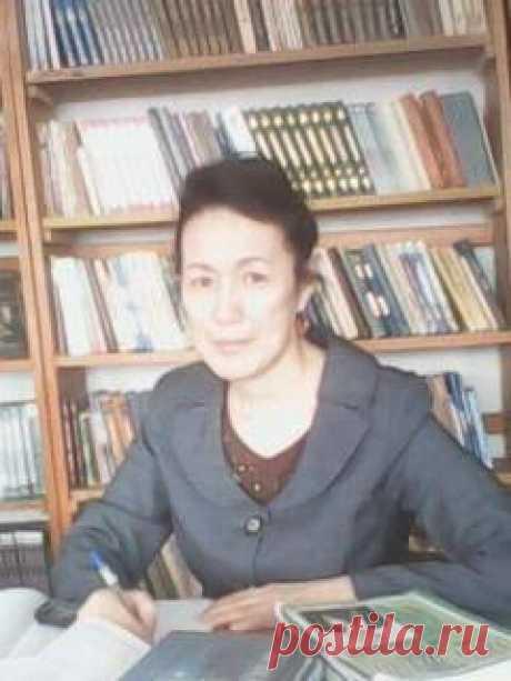 Усиева Мерует