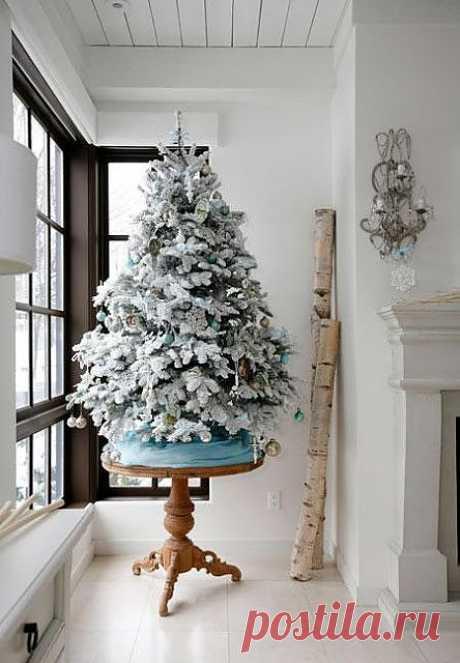 Винтажная елка