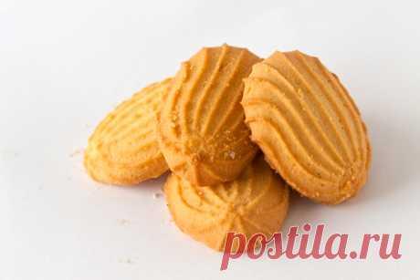 Печенье на маргарине. Любимые рецепты и особенности приготовления | LS