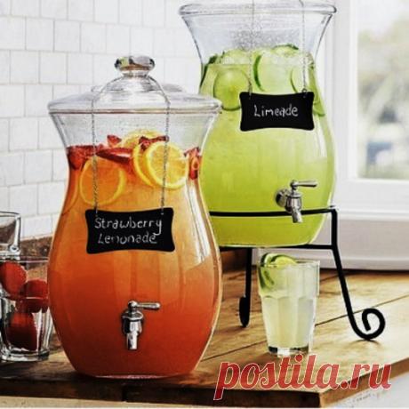 Вкусные рецепты освежающего домашнего лимонада ( 21 фото )   Краше Всех