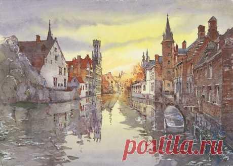 «На данном изображении может находиться: небо, на улице и вода» — карточка пользователя оксана к. в Яндекс.Коллекциях