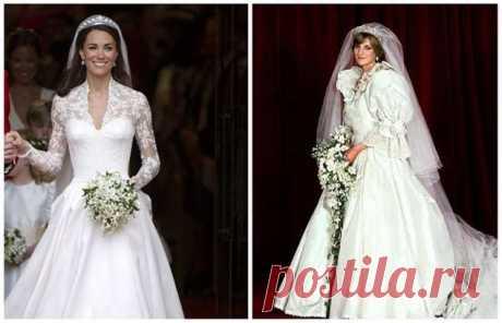 Невеста на миллион: 6 самых красивых, известных и дорогих свадебных платьев . Милая Я