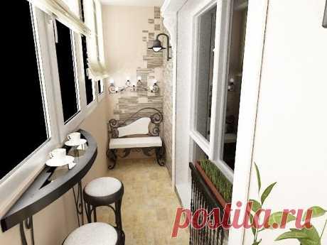 Балкон - это часть квартиры.