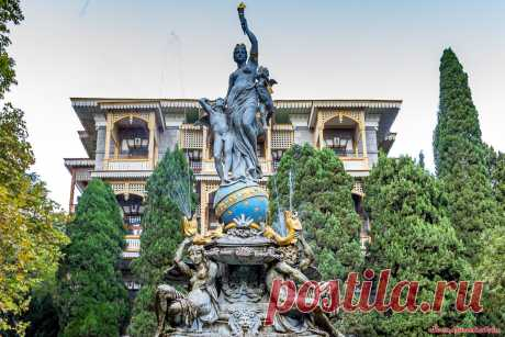Что посмотреть в Гурзуфе – самом чистом городе Крыма | Красивые улицы и проблемы с доступом в парк | Manikol | Яндекс Дзен