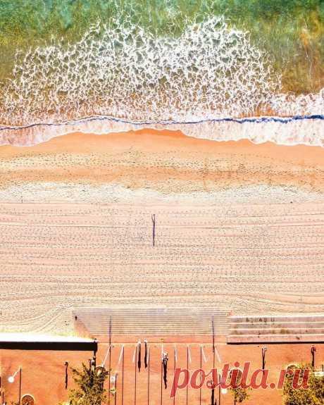 Захватывающие аэрофотографии Маурицио Бакки — Вокруг Мира