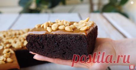 Шоколадный пирог, очень необычный рецепт | Ольга Матвей | Готовить Просто | Яндекс Дзен