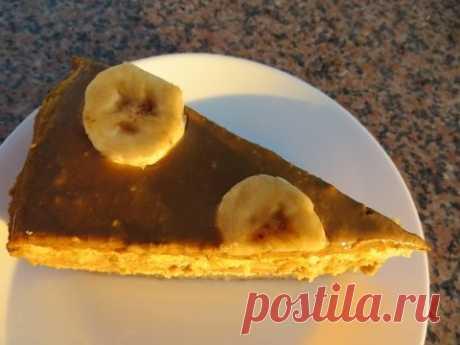 Обалденный Банановый Торт! Очень вкусно и очень просто!