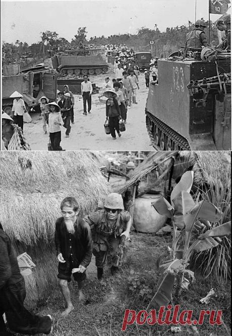 13 невероятных фактов о США во Вьетнамской войне