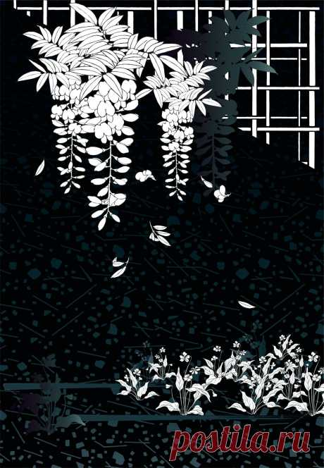 Harusouka 2 (картинки для декупажа, для вживления в поталь, подготовлено творческой группой Артель Вольга)