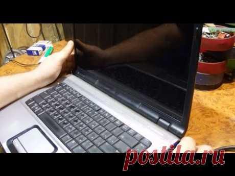 Что делать если ноутбук не работает от встроенного аккумулятора, восстановление от А до Я