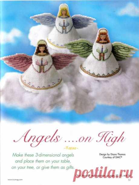 (6) Gallery.ru / Фото #4 - ангелочки объём - muha-cc