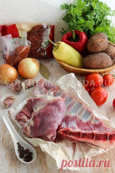 Хашлама: рецепты из баранины, говядины, свинины | Волшебная Eда.ру
