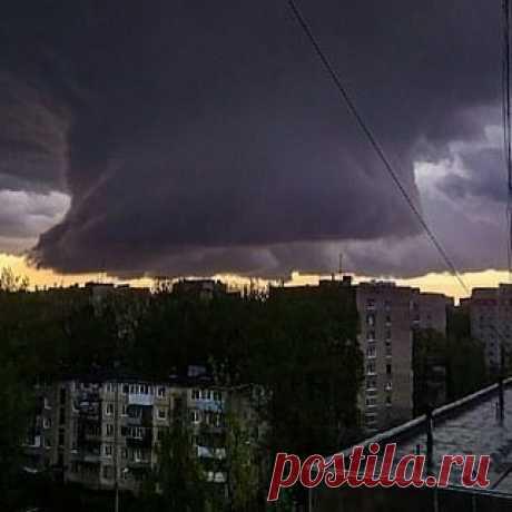 Ярославское облако-15.05.2021