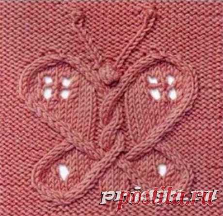 Узоры вязания спицами - Результаты из #240