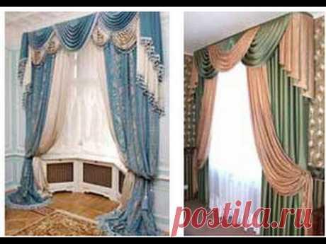 Как сшить шторы своими руками для кухни, гостиной, спальни. Пошив римских штор своими руками для зала, фото, видео