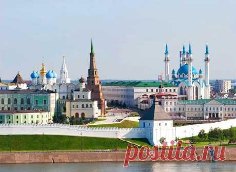 Казань. Россия.