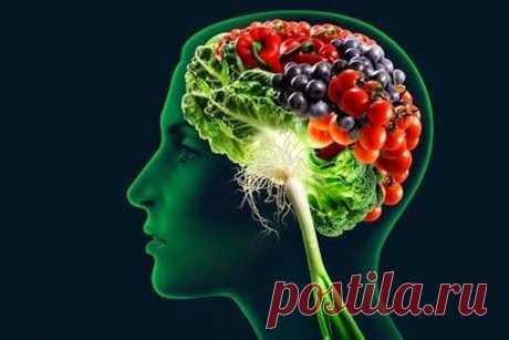 16 продуктов, повышающих производительность мозга — Мегаздоров