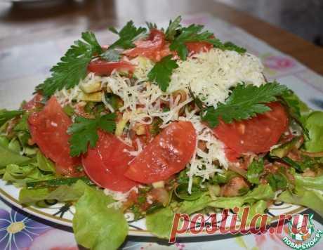 """Салат """"Коррида"""" – кулинарный рецепт"""