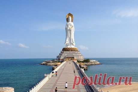 Достопримечательности острова Хайнань