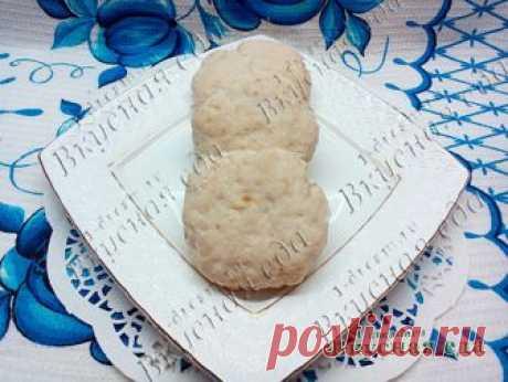Куриные котлеты в духовке и на пару - Вкусная еда